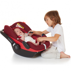 seguridad en el uso de las sillas de carro para bebés